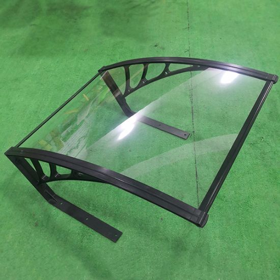 transparent Mowing canopy LJ-9018-1